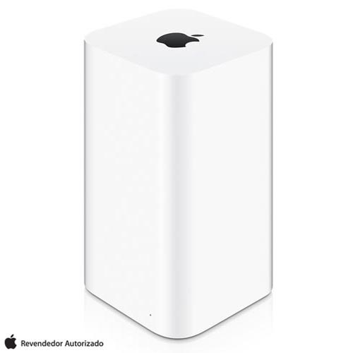 Roteador AirPort Time Capsule 2 TB Branco Apple - ME177BZ/A