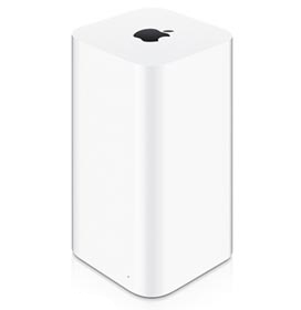 Roteador AirPort Time Capsule 2 TB Branco Apple - ME177BZ / A
