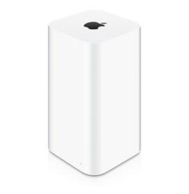 Roteador AirPort Time Capsule 3TB Branco Apple - ME182BZ / A