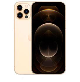 """iPhone 12 Pro Dourado, com Tela de 6,1"""", 5G, 128 GB e Câmera Tripla de 12MP - MGMM3BZ/A"""