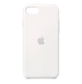 Capa para iPhone SE 2020 de Silicone Branca - Apple - MXYJ2ZM/A