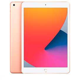 """iPad 8° Geração Dourado com Tela de 10,2"""", Wi-Fi, 32 GB e Processador A12 Bionic - MYLC2BZ/A"""