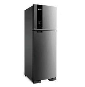 Refrigerador de 02 Portas Brastemp Frost Free com 375 Litros com Painel Eletrônico Evox - BRM45HK