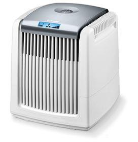 Umidificador 2 em 1 com 7,25 Litros LW 220 - Beurer  Umidifica o ar por evaporação  e purifica.