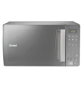 Micro-ondas Consul com 32 Litros de Capacidade e Função Tira Odor Inox - CMS45AR