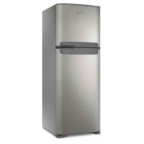 Refrigerador de 02 Portas Continental Frost Free com 472 Litros Top Freezer Platinum - TC56S