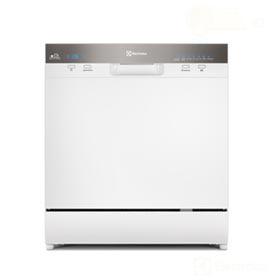 Lava-Louças Electrolux Branca com 08 Serviços, 07 Programas de Lavagem e Painel Blue Touch - LL08B