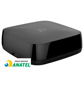 Central de Controle Wi-Fi Compatível com Alexa, Google Assistant e Siri - Geonav