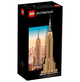 LEGO Architecture - Edifício Empire State - 21046