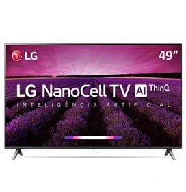 """Smart TV LED 55"""" Ultra HD 4K LG"""