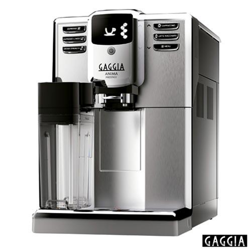 Cafeteira Gaggia Anima Prestige Prata para Café em Grãos