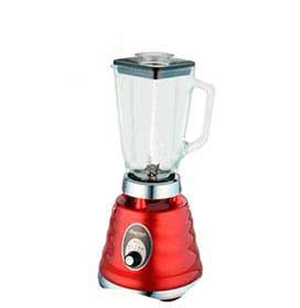Liquidificador Oster Clássico Vermelho com 03 Velocidades e Jarra de Vidro com 1,25 Litros de Capacidade - 4126