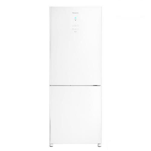Refrigerador Inverter Panasonic de 02 Portas Frost Free com 425 Litros e Painel Easy Touch White Glass - NR-BB53GV3W