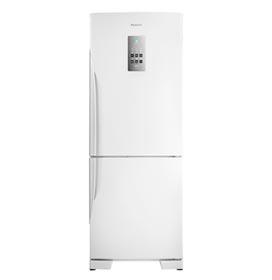 Refrigerador Bottom Freezer Inverter Panasonic de 02 Portas Frost Free com 425 Litros e Painel Easy Touch Branco - BB53 PANRBB53PV3W_PRD