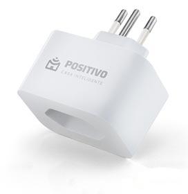 Smart Plug Wi-Fi Positivo Casa Inteligente -11139711