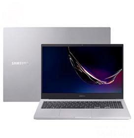 Notebook Samsung, Intel  Core  i7 10510U, 16GB, 1TB + 128GB SSD, Tela de 15,6  , Prata, Book X55 - NP550XCJ-XS2BR