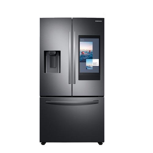 Refrigerador French Door Samsung de 03 Portas Frost Free com 614 Litros, Soundbar, Smart Wi-Fi, Family Hub - RF27T5501SG