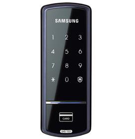Fechadura Digital Samsung para 20 Cartões - SHS 1321