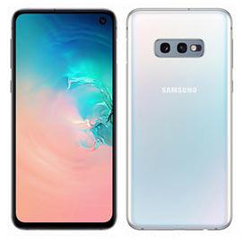 Samsung Galaxy S10e Branco, com Tela de 5,8 ? , 4G, 128 GB e Câmera Dupla de 12 MP+ 16MP - SMG970FZ SGSMG970FZBCO_PRD