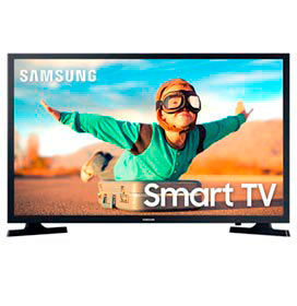 "Samsung Smart TV Tizen HD T4300 32"" 2020, HDR"