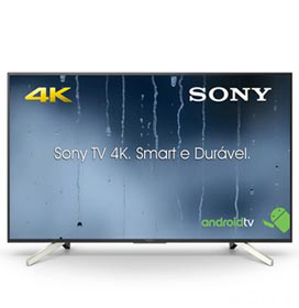 Smart TV 4K Sony LED 65