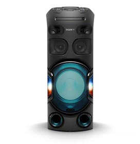 Mini System Muteki Sony com Bluetooth - MHC-V42D/B