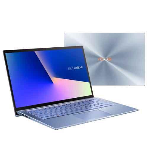 """Notebook Asus ZenBook 14, Intel® Core i7 10510U, 8 GB, 256 GB SSD, Tela de 14"""", Azul Claro Metálico - UX431FA-AN203T"""
