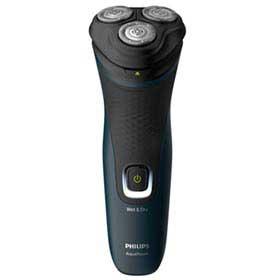 Barbeador Elétrico Philips Shaver 1100 para Uso Seco ou Molhado  - S1121/41