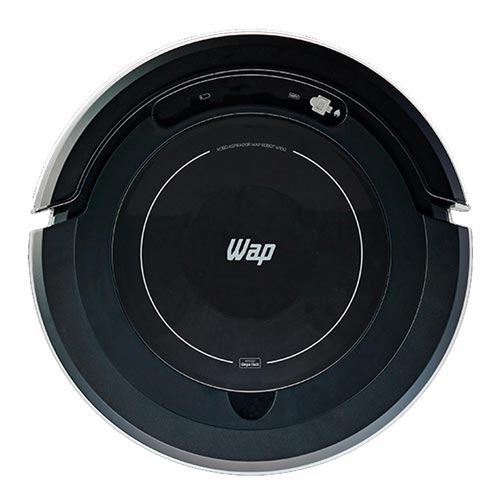 Aspirador de Pó WAP Robot W100 com Capacidade de 0,25 Litros com Filtro Coletor - ROBOTW100