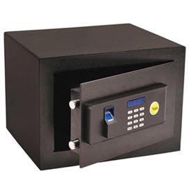 Cofre Biométrico Standard Home Yale com Capacidade de até 100 Digitais Preto - 05577000-7